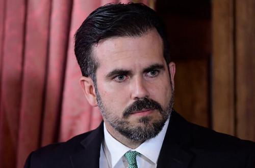 Puerto Rico Governor Ricardo Rosello