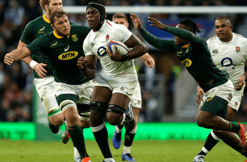 England vs South Africa Rugby World Cup
