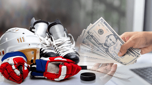 Hockey  Betting USA