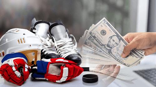 Hockey  Betting USA