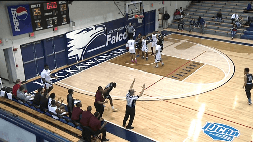 Lackawanna College Basketball Matches Cancelled