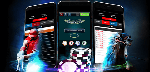 Mobile Betting Apps USA