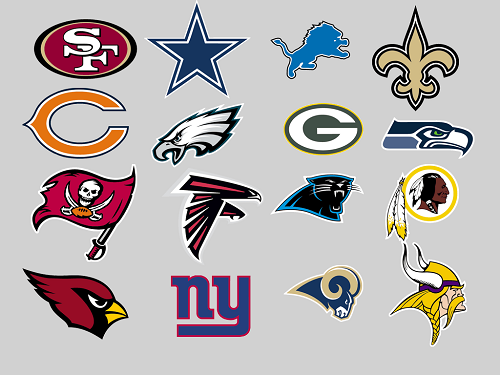 NFC NFL Teams for Betting