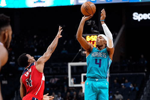 Washington Wizards take Charlotte Hornets