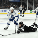 Los Angeles KIngs va Tampa Bay Lightning