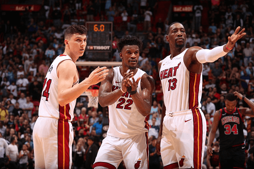 Miami Heat Betting Odds