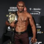 Kamaru Usman to Fight Jorge Masvidal
