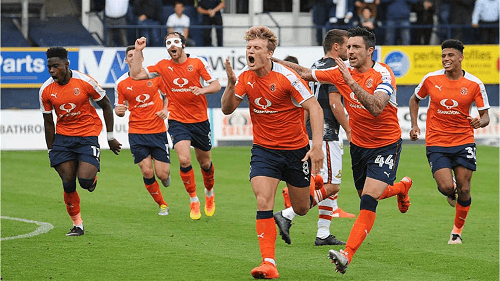 Luton Town vs Blackburn Rovers