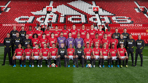 Man United Meets Bournemouth